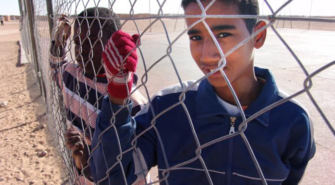 VIAGGIO IN SAHARAWI